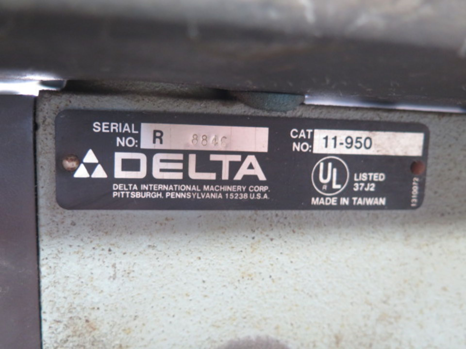 Delta Table Model Drill Press (SOLD AS-IS - NO WARRANTY) - Image 6 of 6