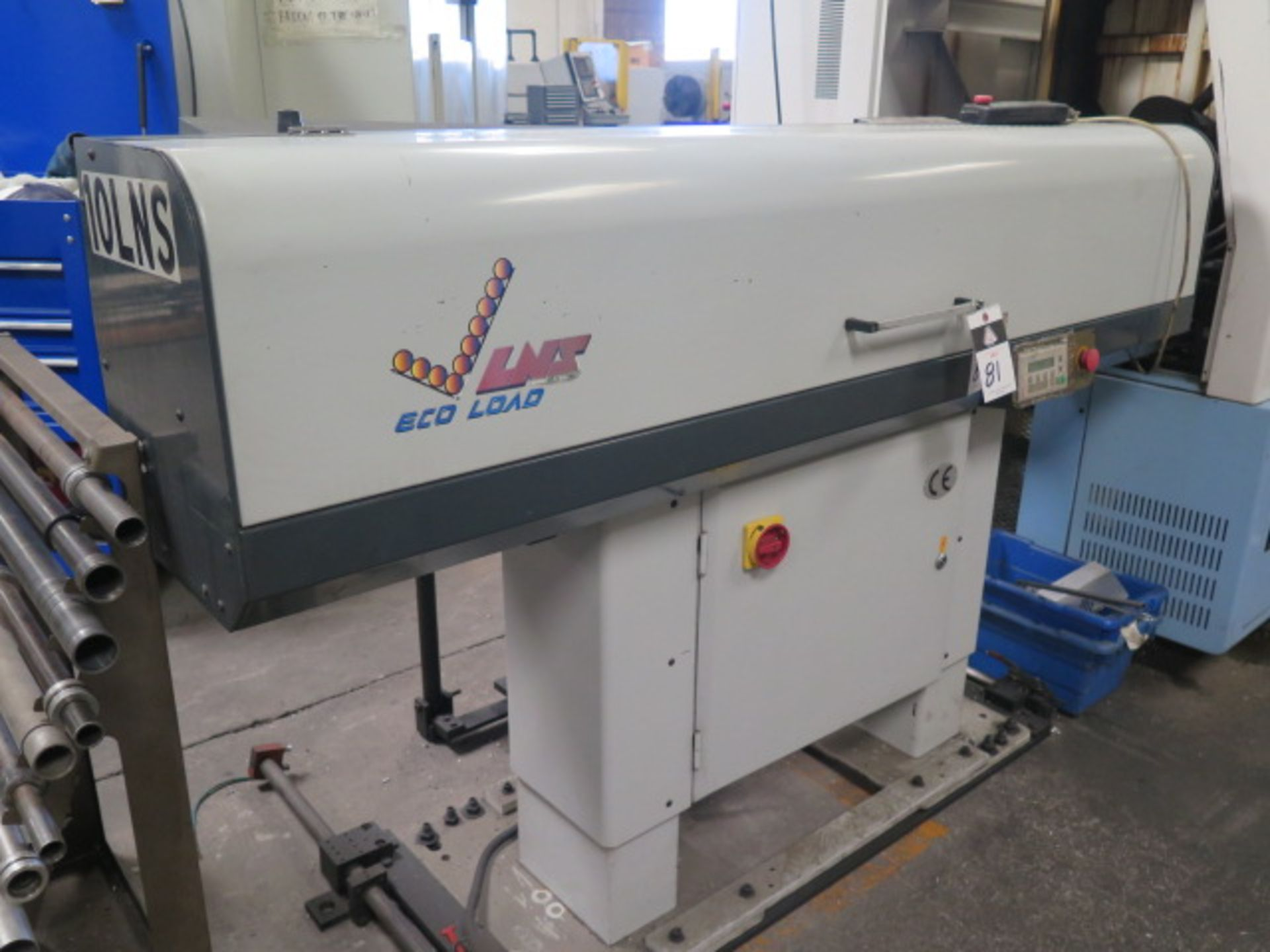 LNS Eco Load Automatic Bar Loader / Feeder (SOLD AS-IS - NO WARRANTY) - Image 2 of 5