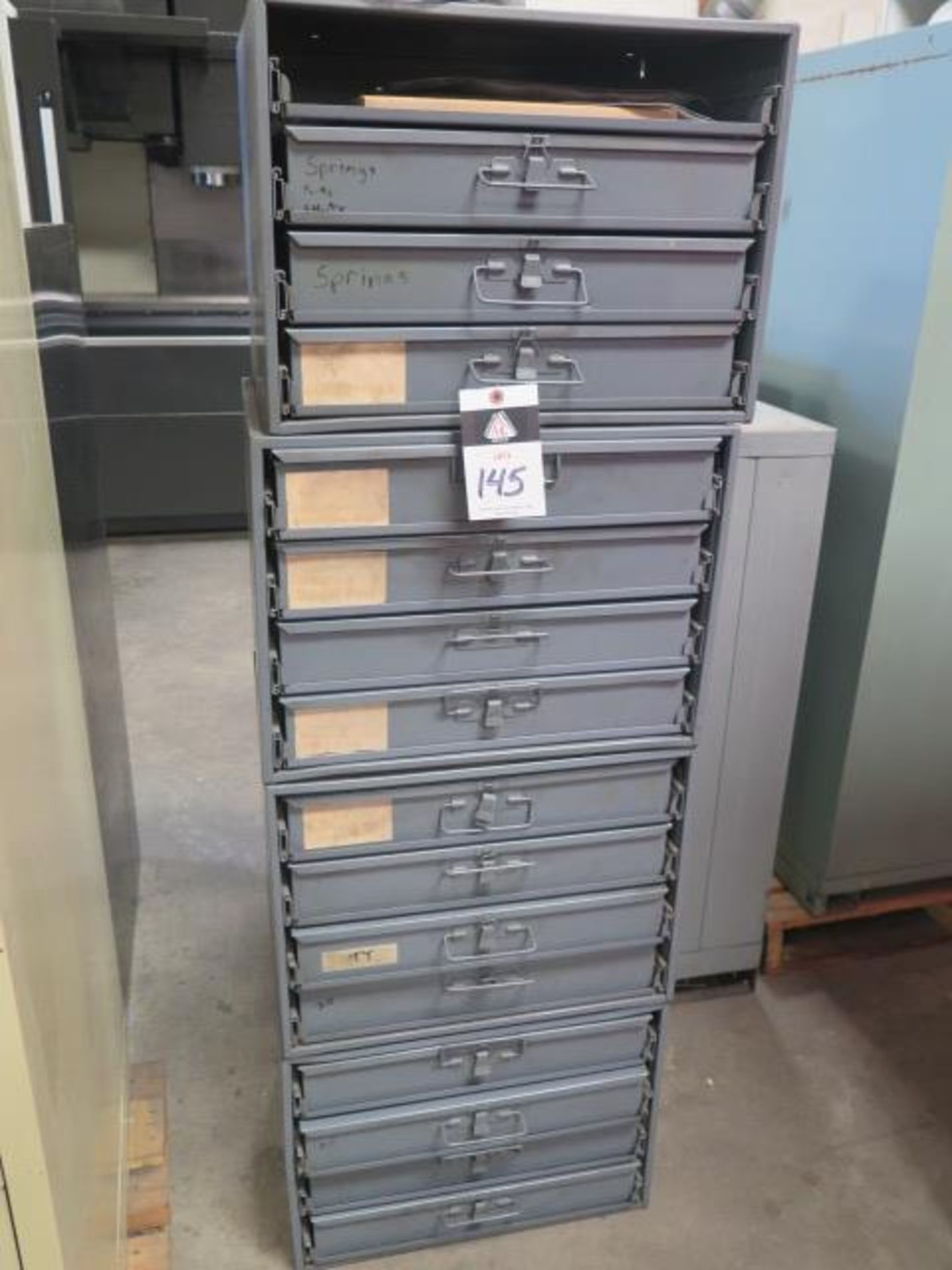 Hardware Cabinets w/ Hardware (SOLD AS-IS - NO WARRANTY)