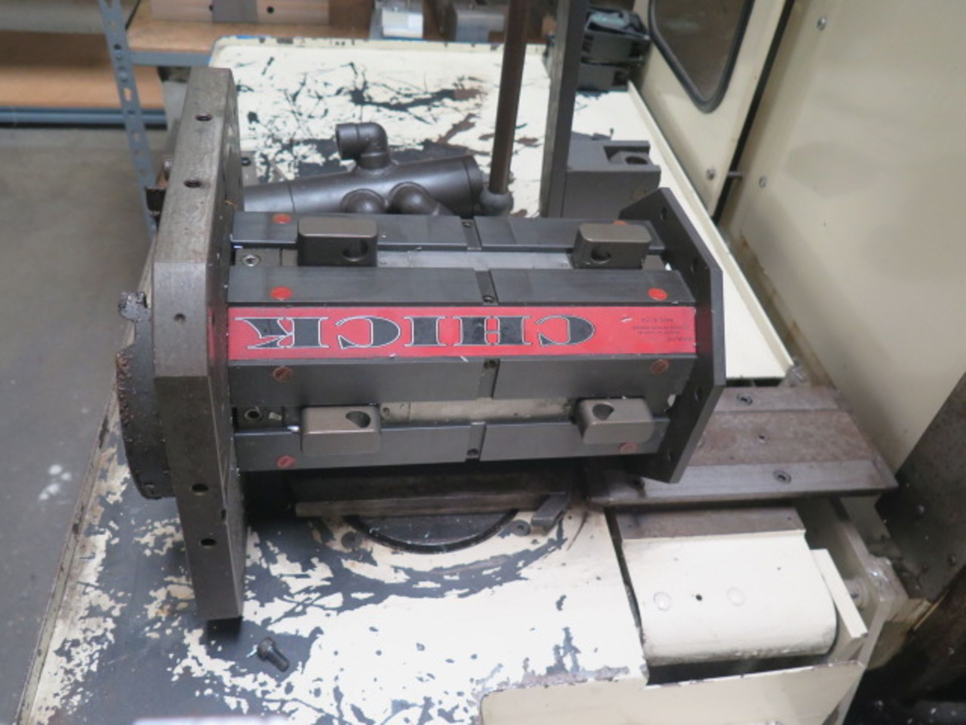 Tsugami MS3.10P Type MA3H 4-Axis 10-Pallet CNC HMC (HAS X-AXIS PROBLEM), SOLD AS IS - Image 14 of 20