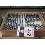 Carbide Endmills (SOLD AS-IS - NO WARRANTY)