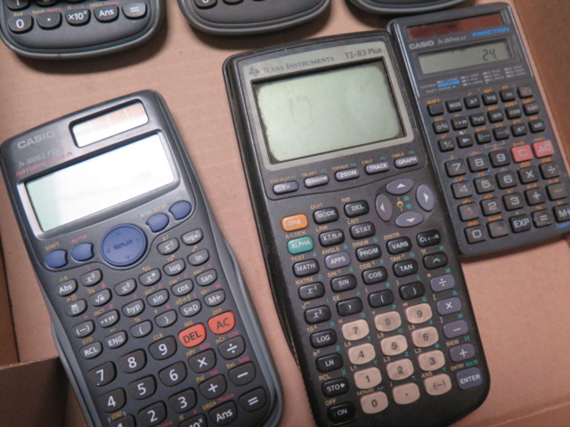 Calculators (SOLD AS-IS - NO WARRANTY) - Image 4 of 4