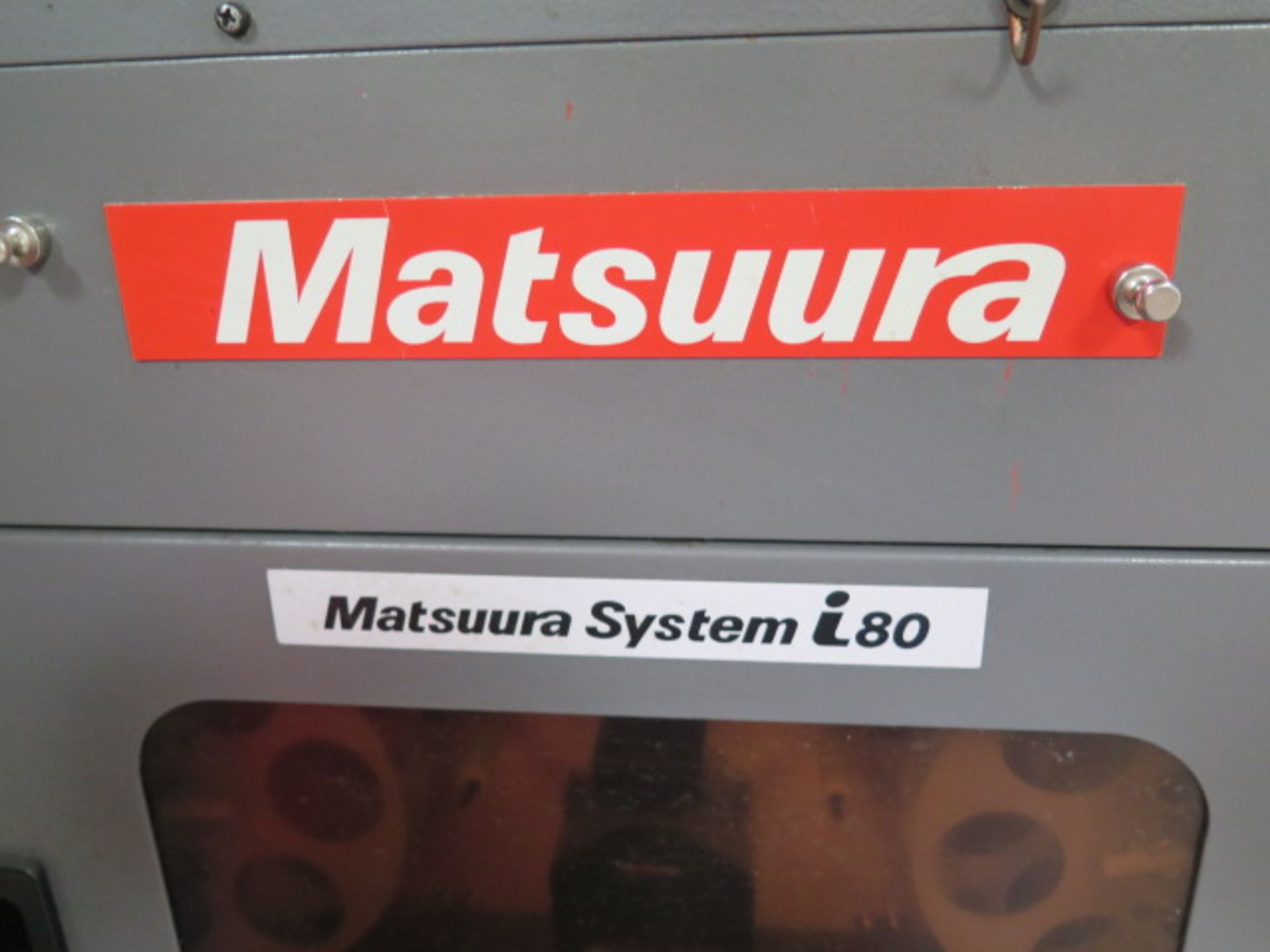 1992 Matsuura MC-450H-30-PC II 10-Pallet CNC Horizontal Machining Center s/n 910609609, SOLD AS IS - Image 6 of 23