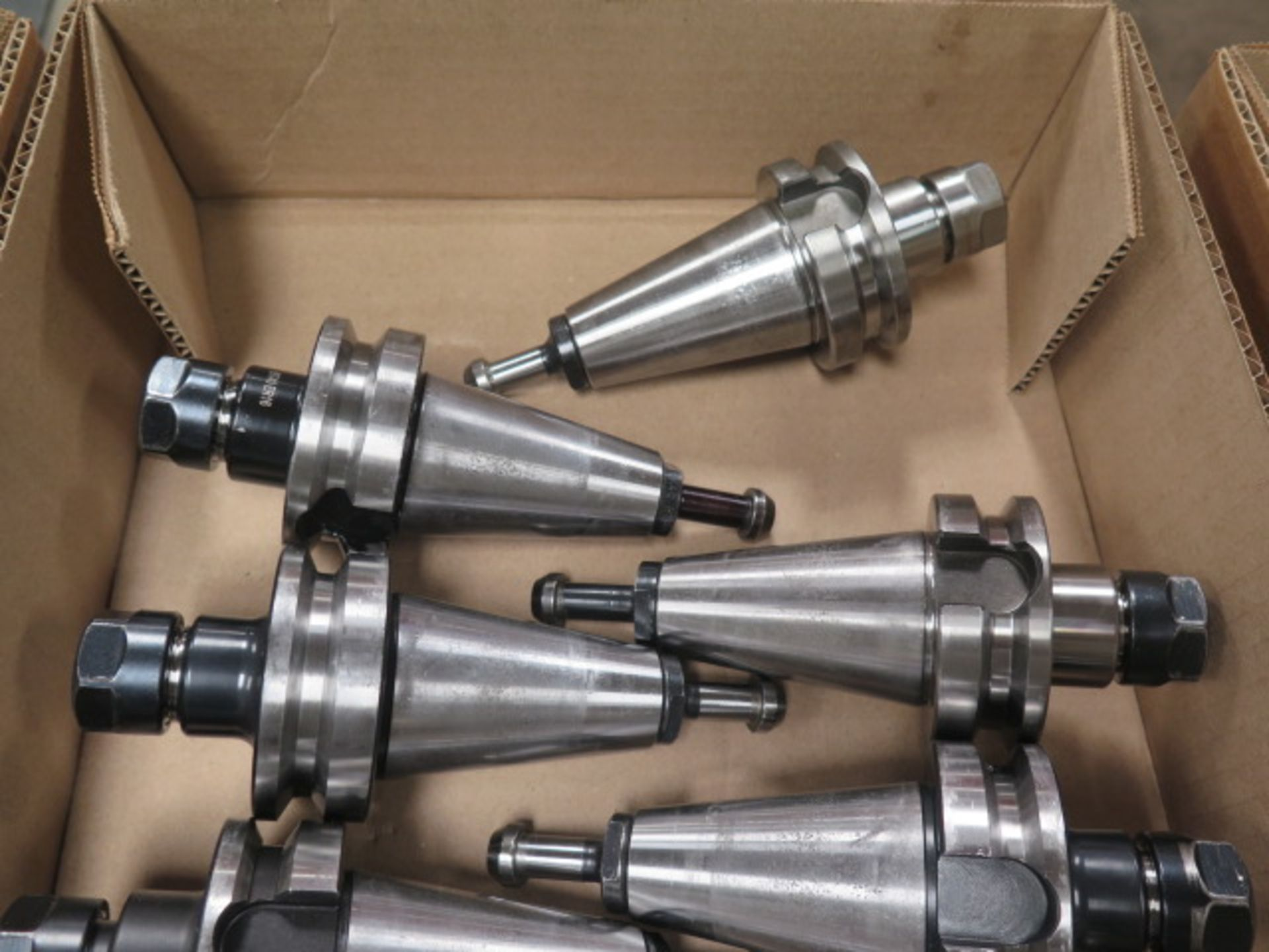 BT-40 Taper ER16 Collet Chucks (10) (SOLD AS-IS - NO WARRANTY) - Image 3 of 4