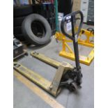 Caterpillar Pallet Jack (SOLD AS-IS - NO WARRANTY)