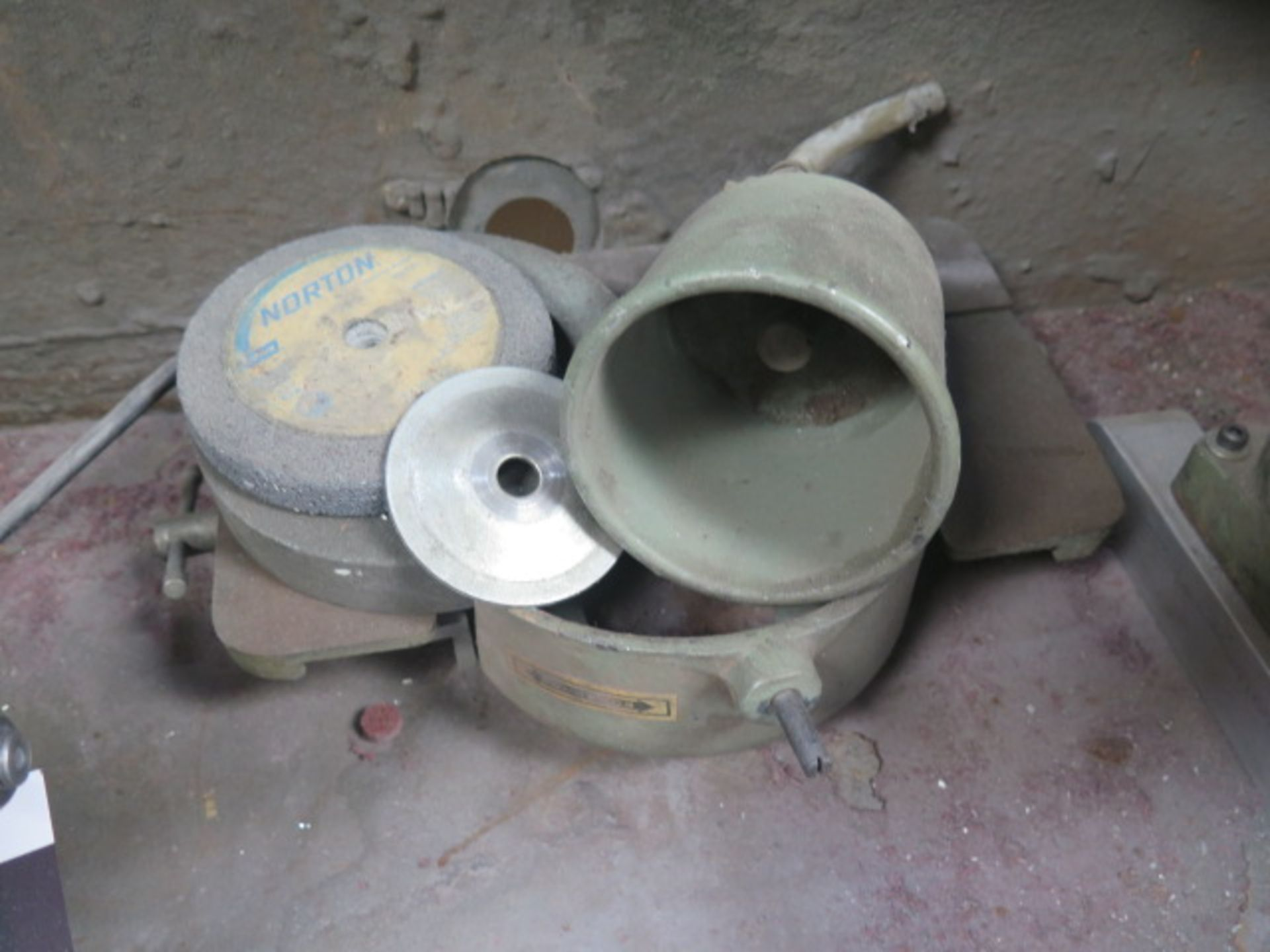 Import Carbide Tool Grinder (NEEDS REPAIR) (SOLD AS-IS - NO WARRANTY) - Image 4 of 6