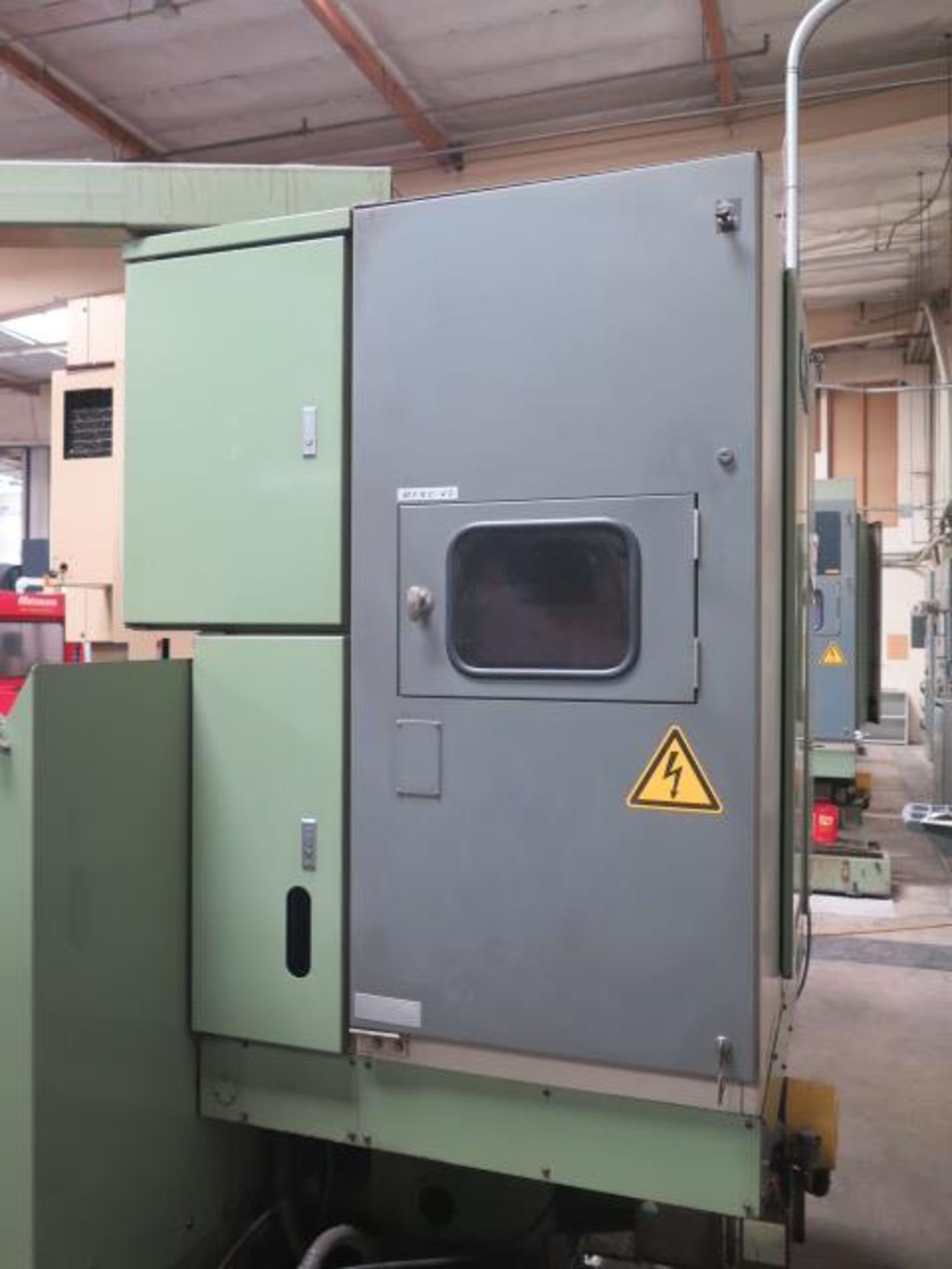 Moti Seiki MV-35/40 CNC VMC s/n 759 w/ Fanuc System 11M Controls, 20-Station ATC, SOLD AS IS - Image 12 of 14