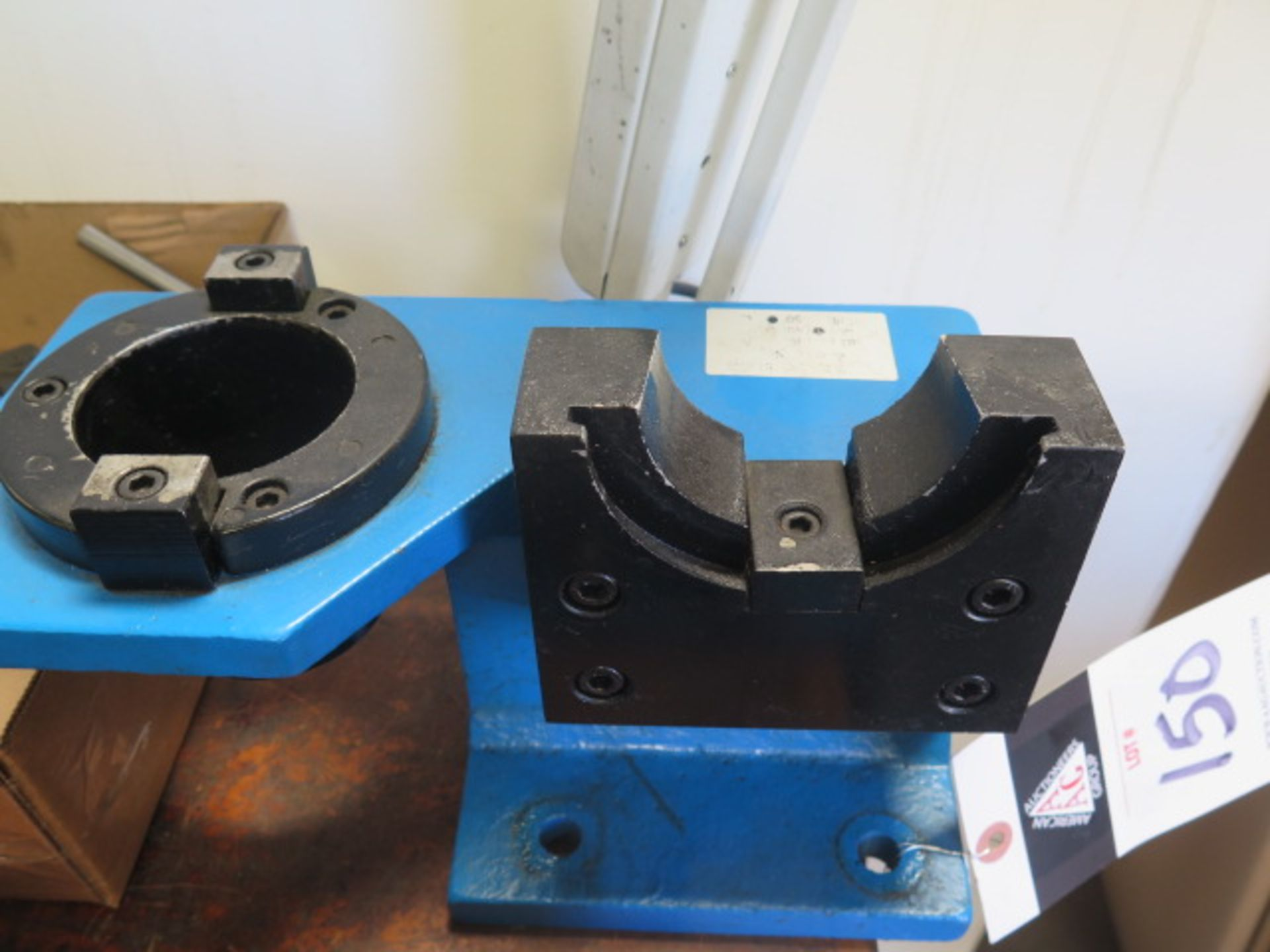 50-Taper Tooling Block (SOLD AS-IS - NO WARRANTY) - Image 2 of 3