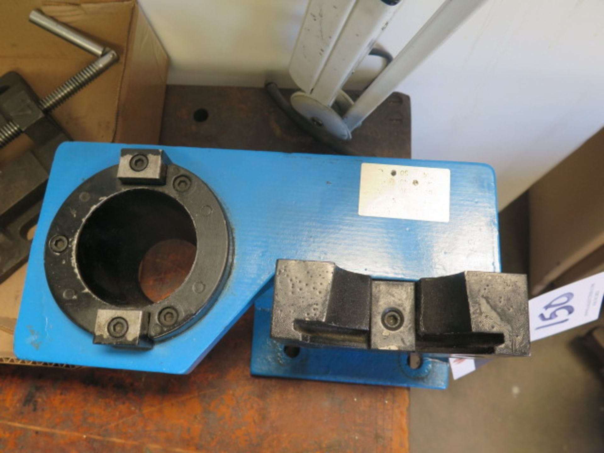50-Taper Tooling Block (SOLD AS-IS - NO WARRANTY) - Image 3 of 3