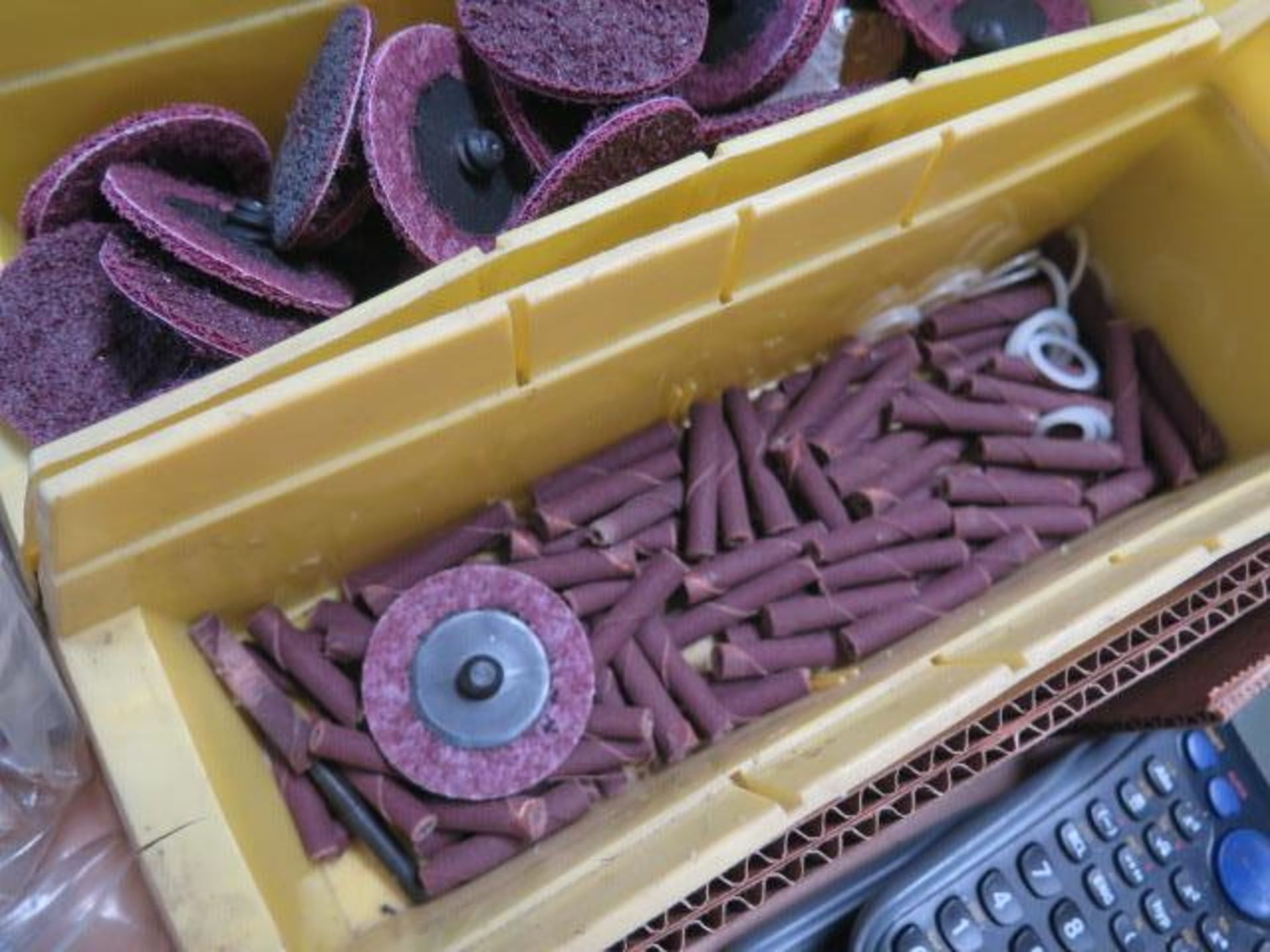Misc Abrasives (SOLD AS-IS - NO WARRANTY) - Image 5 of 7