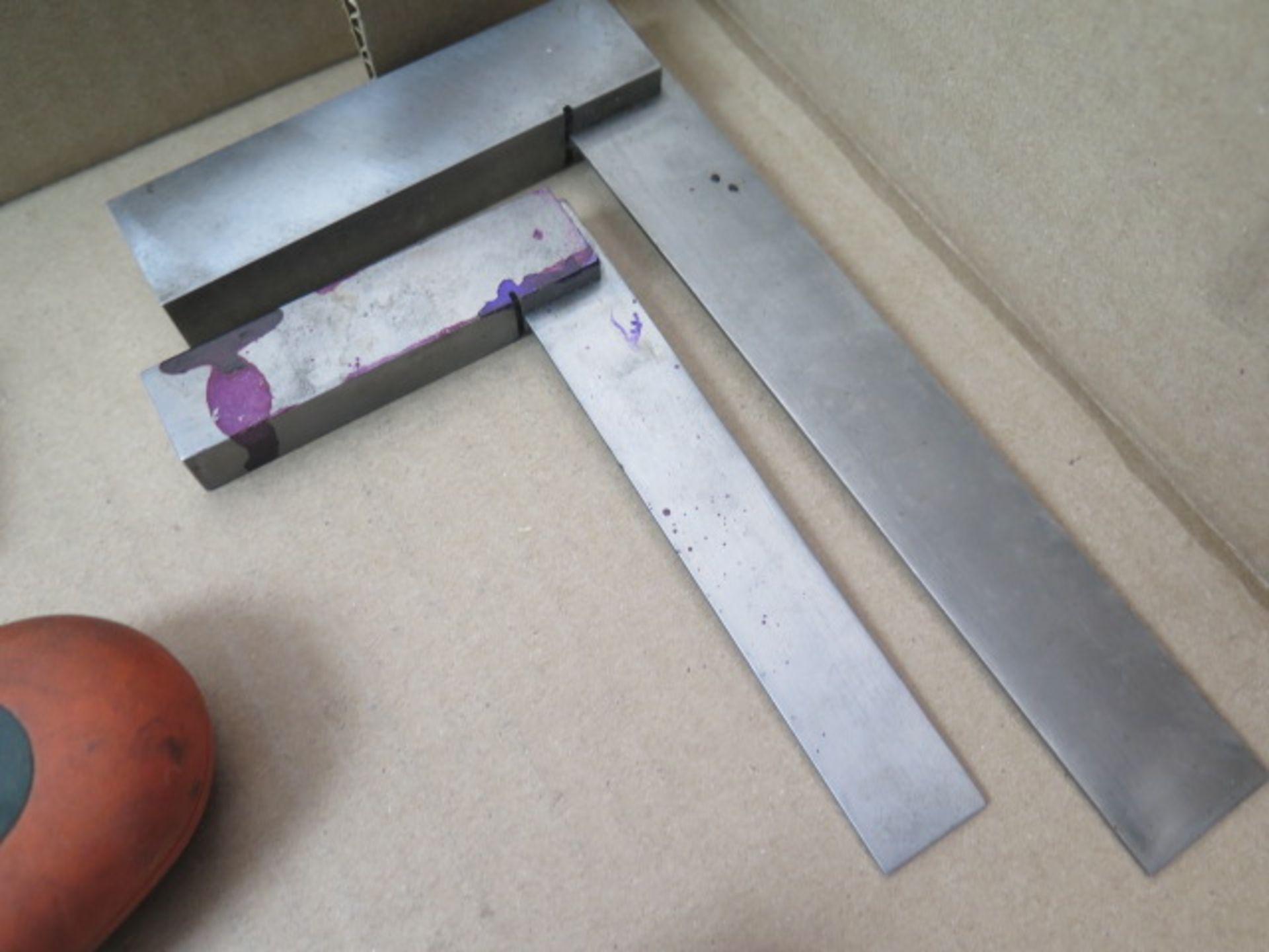 """SPI 8"""" Master Level, Sine Bar, Squaresand Extech Digital Tachometer (SOLD AS-IS - NO WARRANTY) - Image 7 of 7"""