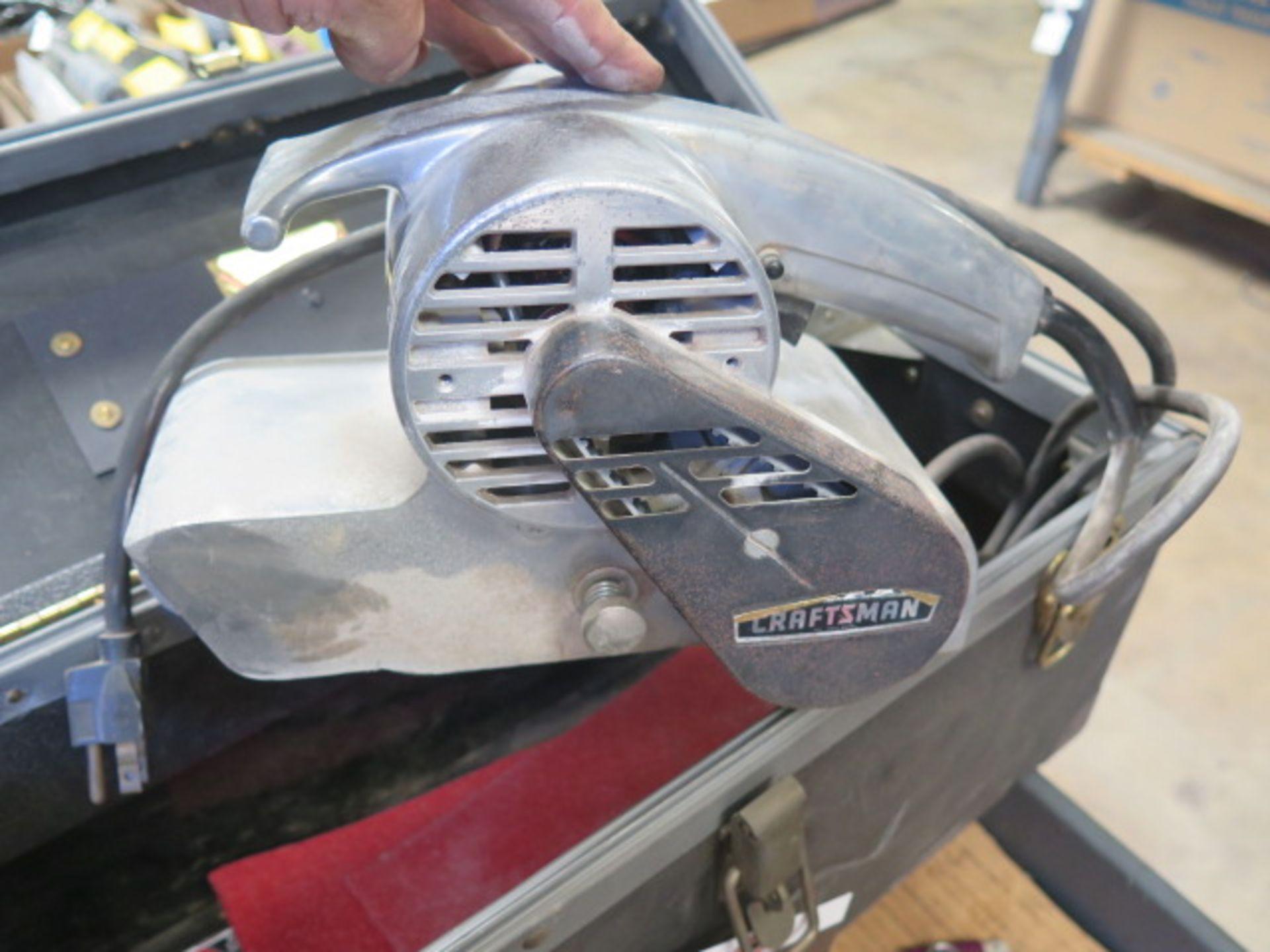 Craftsman Belt Sander (SOLD AS-IS - NO WARRANTY) - Image 3 of 4