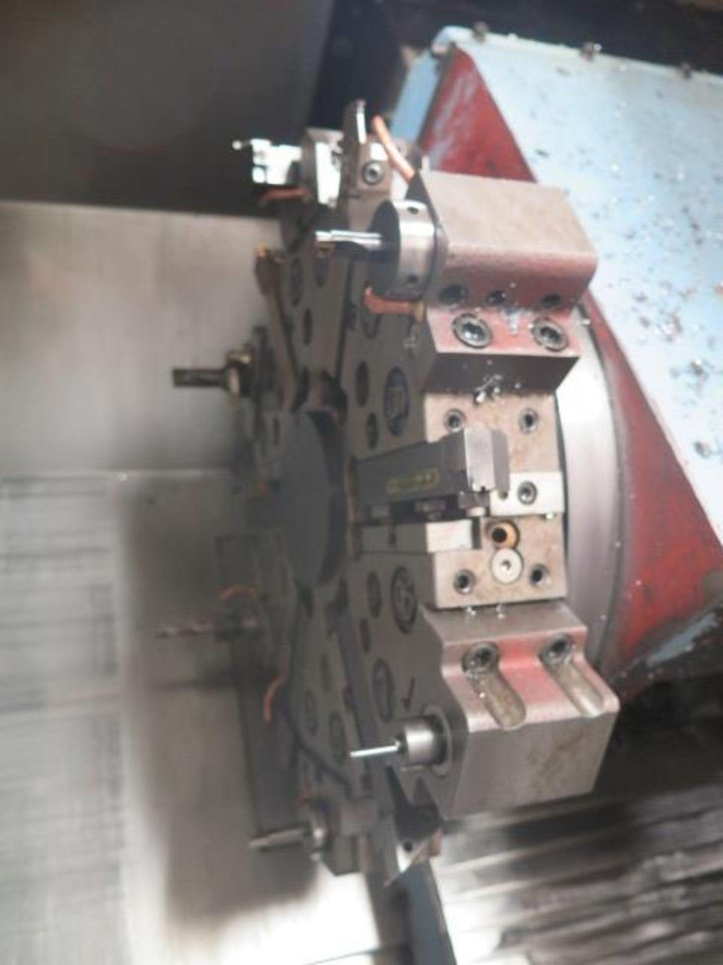2004 Kia Super KIA Turn 15 CNC Turning Center s/n SKT150905 w/ Fanuc Series 0i-TB Contrs, SOLD AS IS - Image 10 of 16