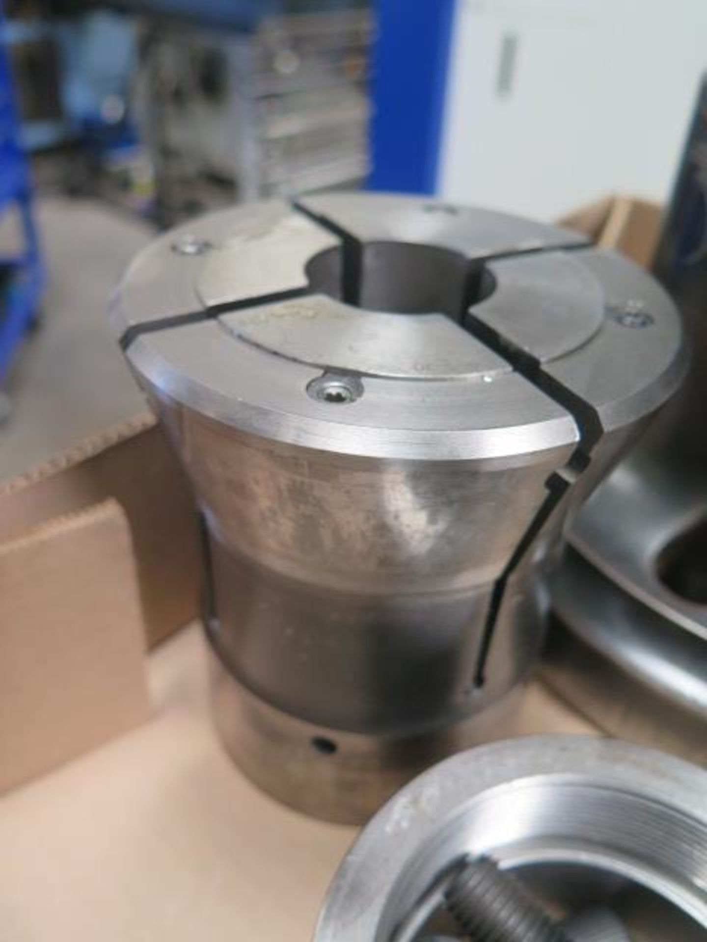S30 Collet Pad Nose and Collet Pad Sets (4) (SOLD AS-IS - NO WARRANTY) - Image 4 of 5