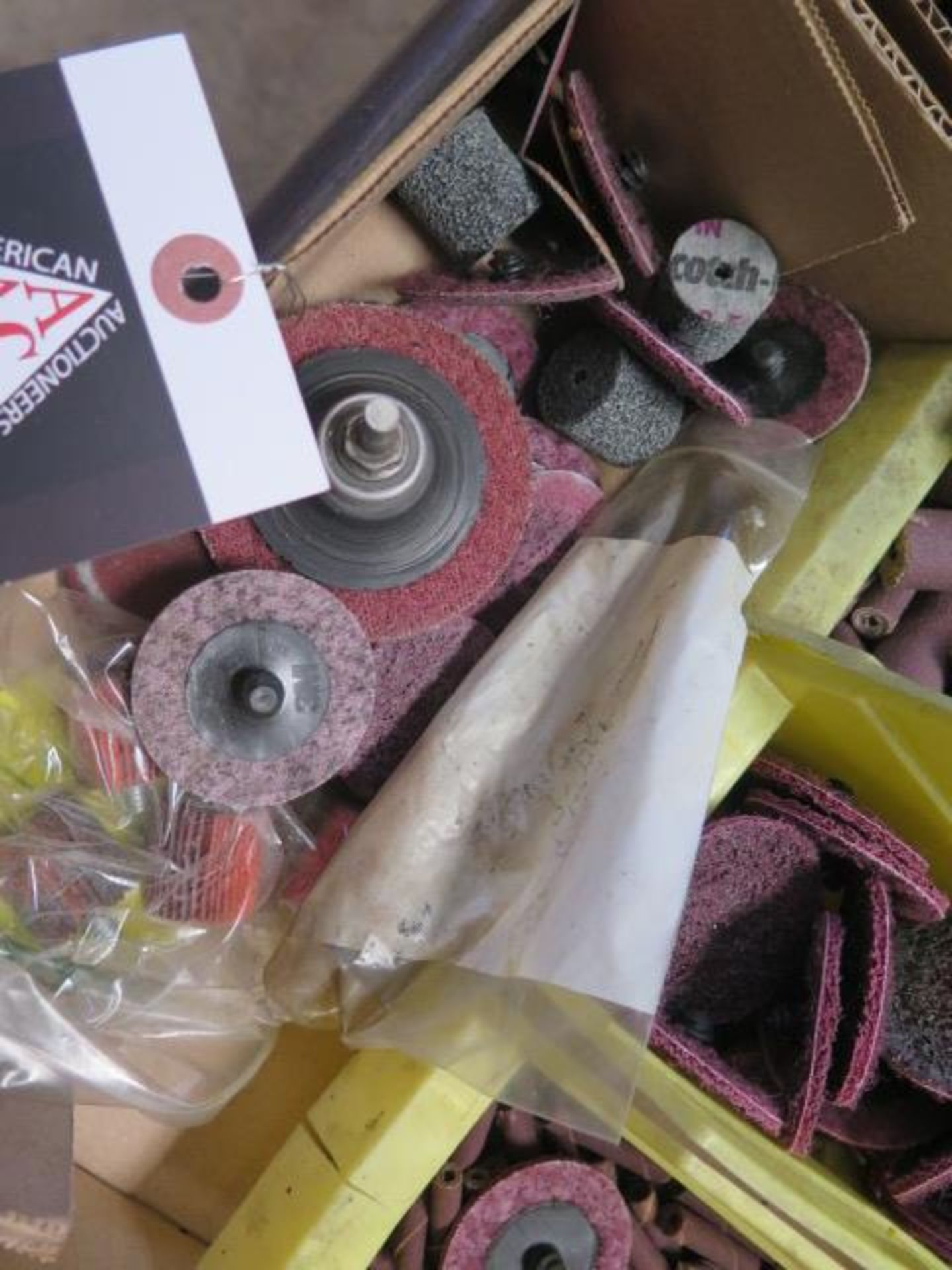 Misc Abrasives (SOLD AS-IS - NO WARRANTY) - Image 6 of 7