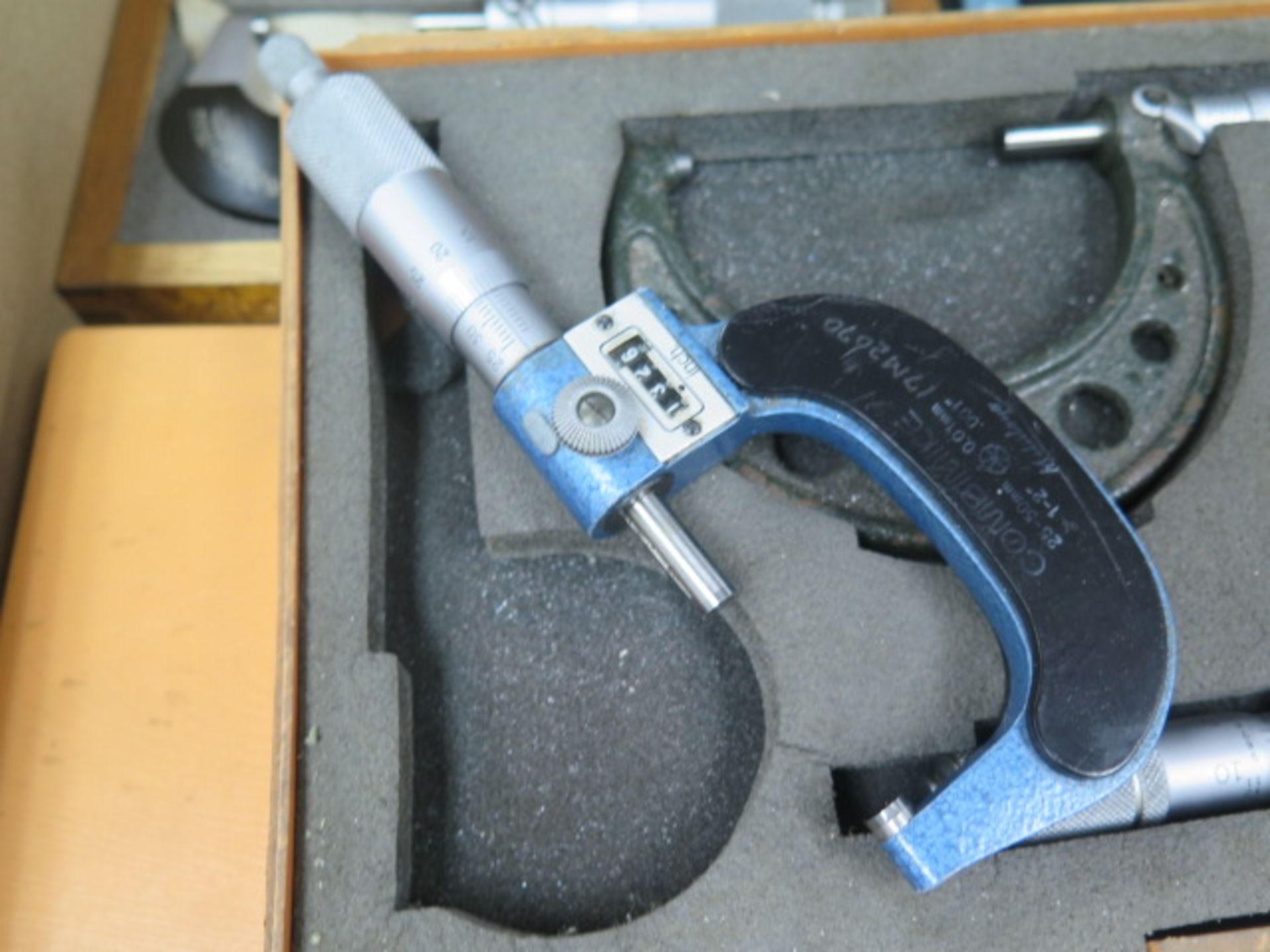 Mitutoyo OD Mics (7) (SOLD AS-IS - NO WARRANTY) - Image 7 of 7