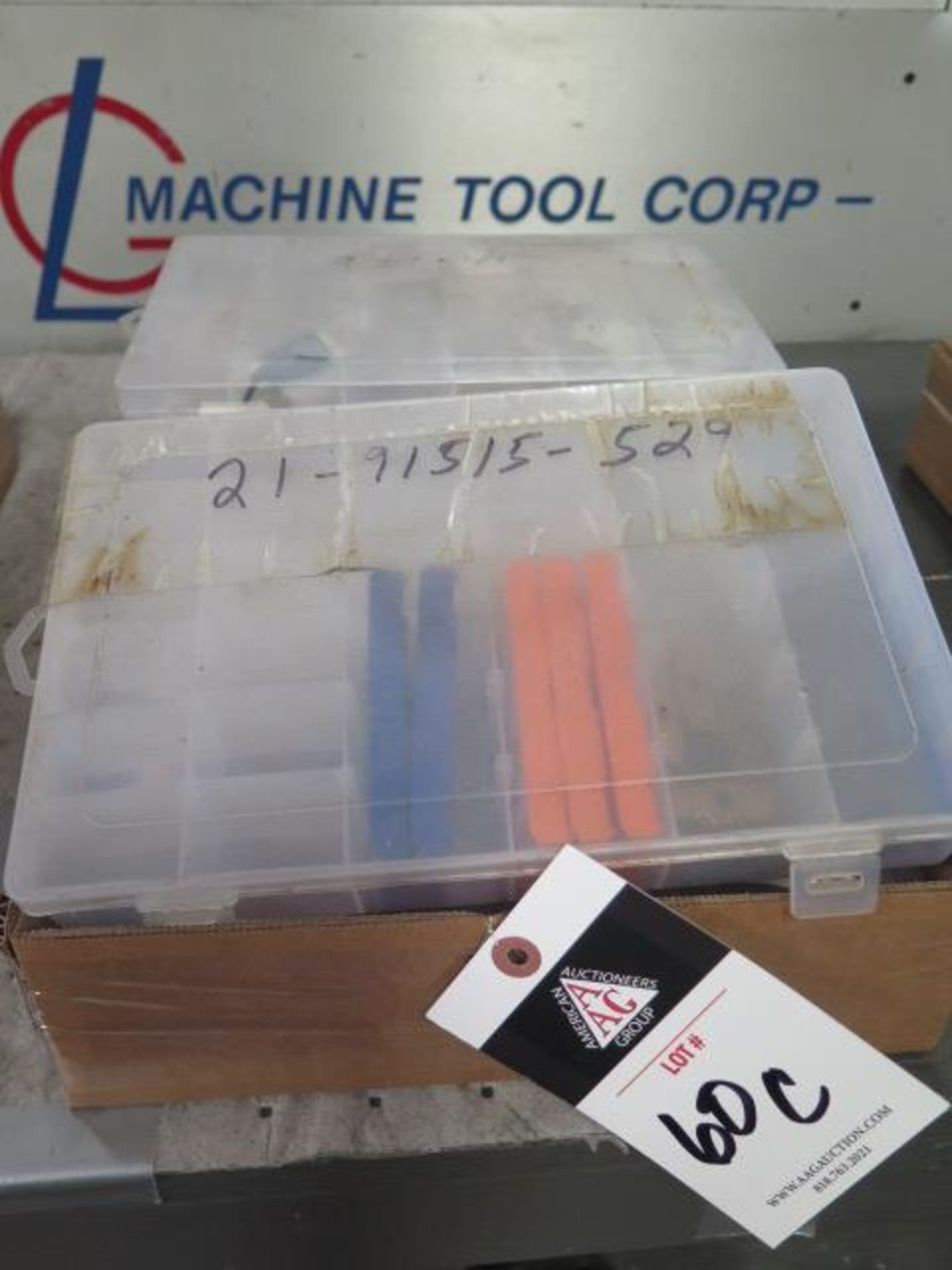 Carbide Inserts and Guide Inserts (SOLD AS-IS - NO WARRANTY)