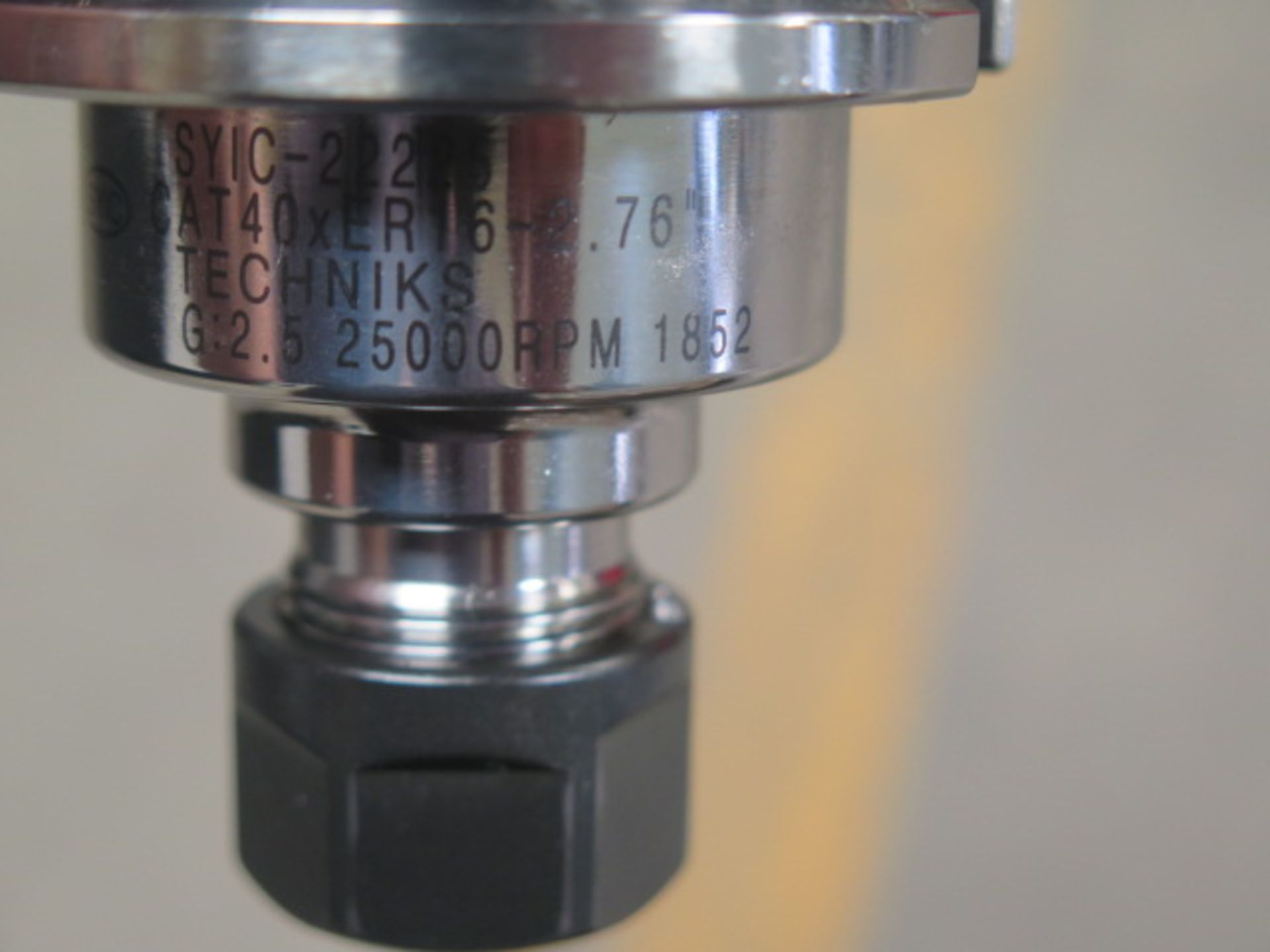 CAT-40 Taper 25,000 RPM Balanced ER16 Collet Chucks (10) (SOLD AS-IS - NO WARRANTY) - Image 5 of 5