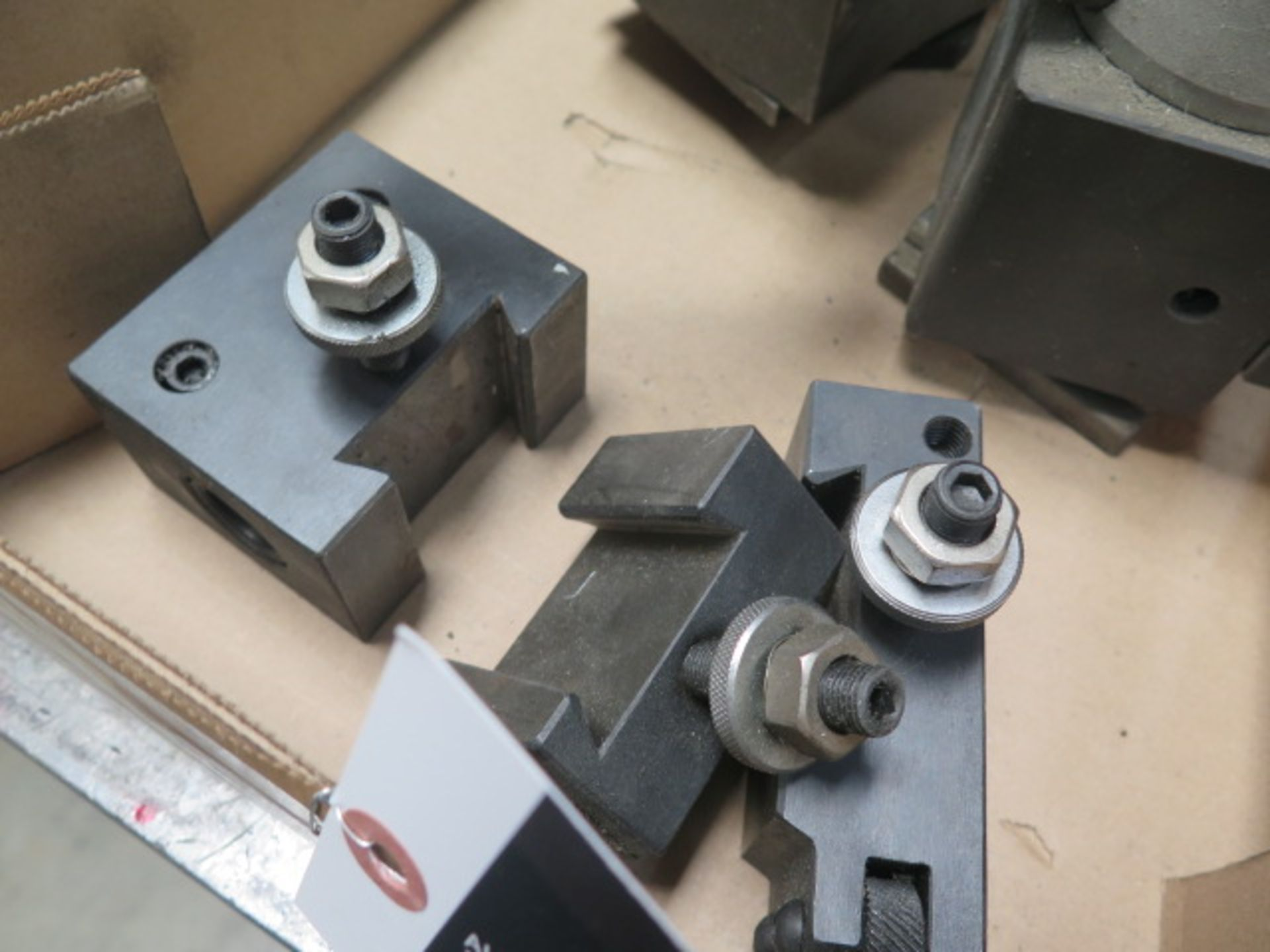 KDK and Phase II Tool Posts (2) and Tool Holders (SOLD AS-IS - NO WARRANTY) - Image 5 of 5