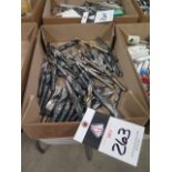 Reduced Shank Drills (SOLD AS-IS - NO WARRANTY)