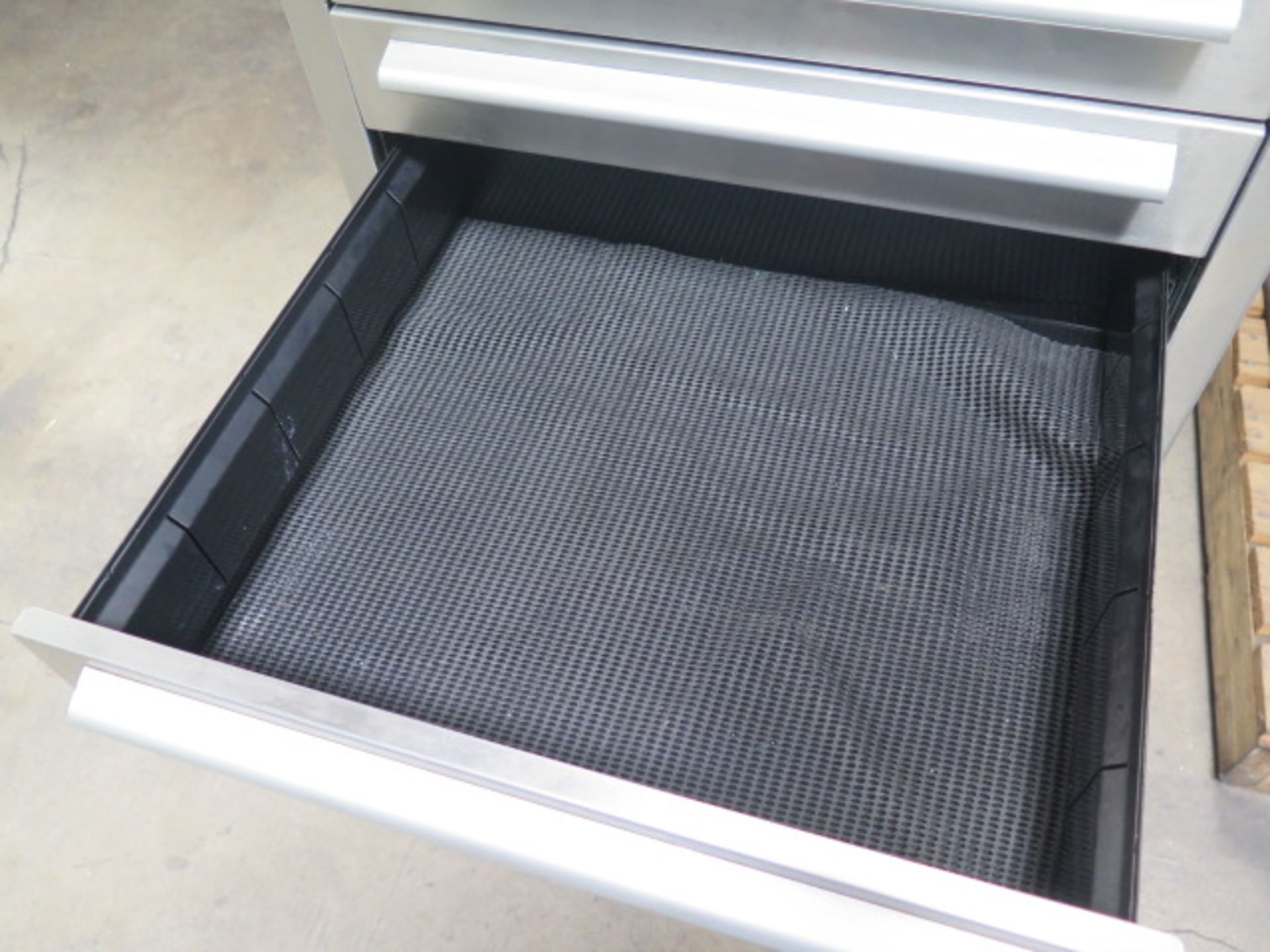 Stainless Steel 5-Drawer Tooling Cabinet (SOLD AS-IS - NO WARRANTY) - Image 5 of 5