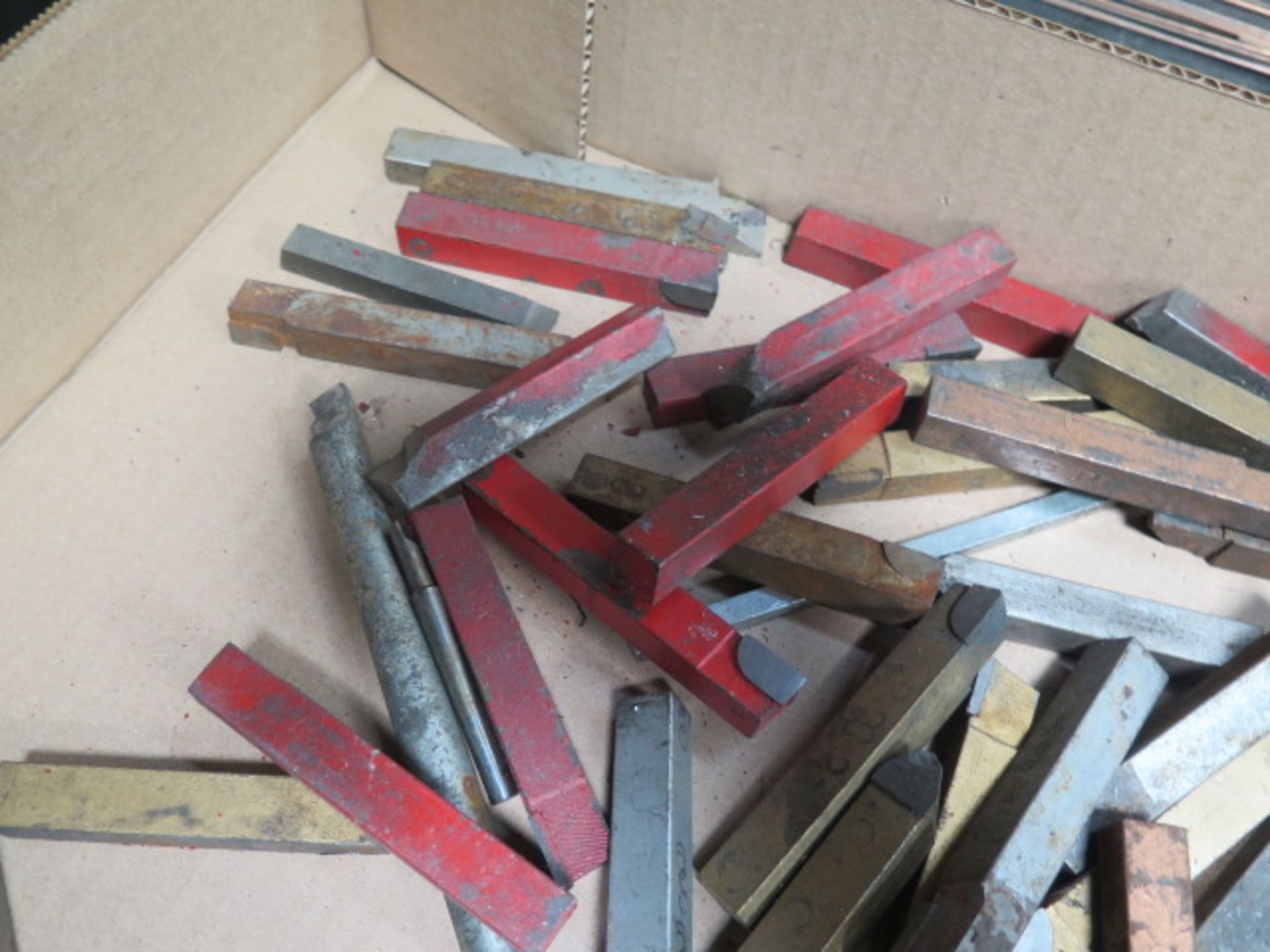 Braised Tipped Lathe Tooling (SOLD AS-IS - NO WARRANTY) - Image 3 of 4