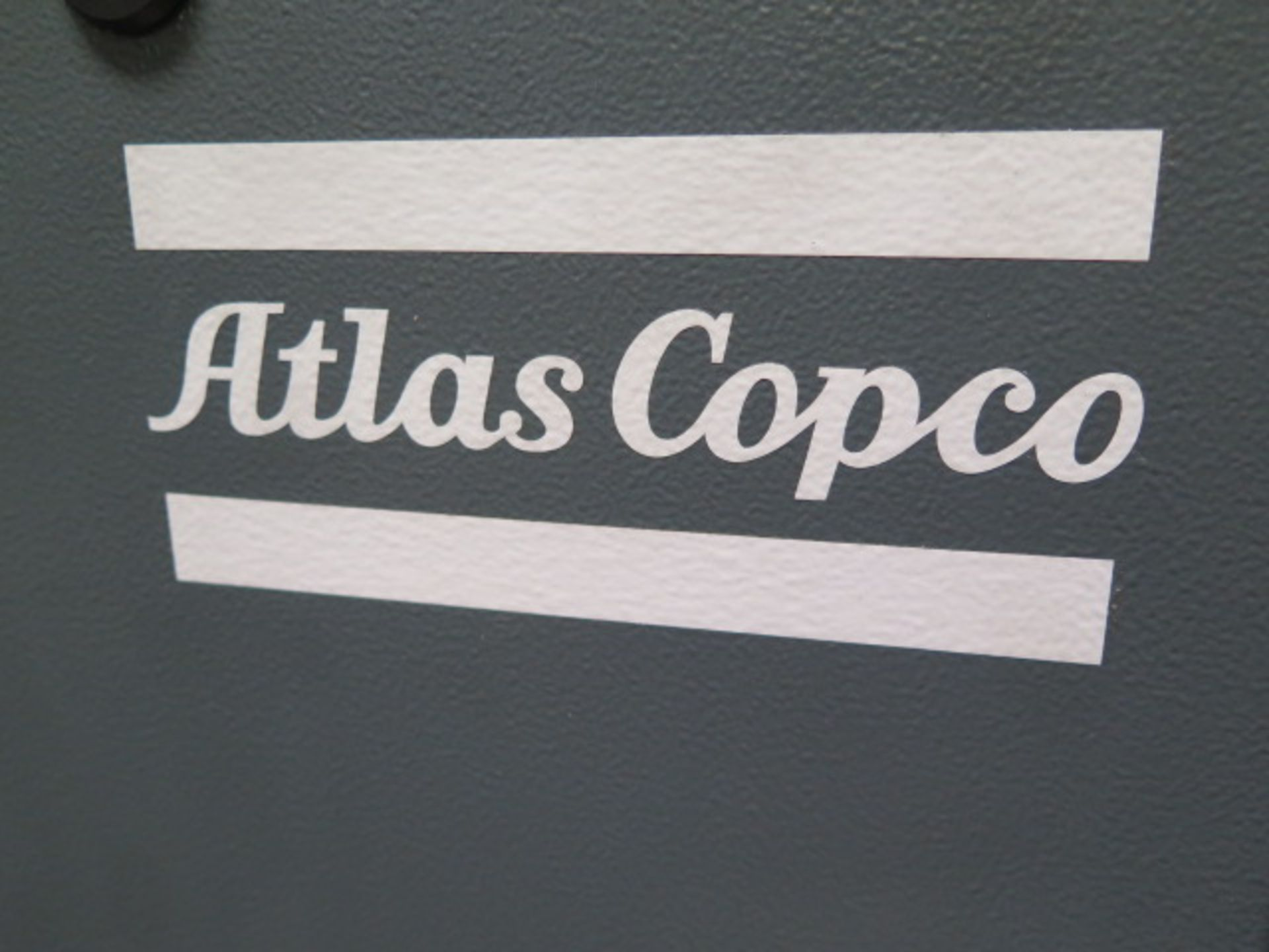 2016 Atlas Copco GX7P EL 10Hp Rotary Air Compressor s/n CAI937844 w/ Atlas Copco Controls, 60 Gallon - Image 4 of 15
