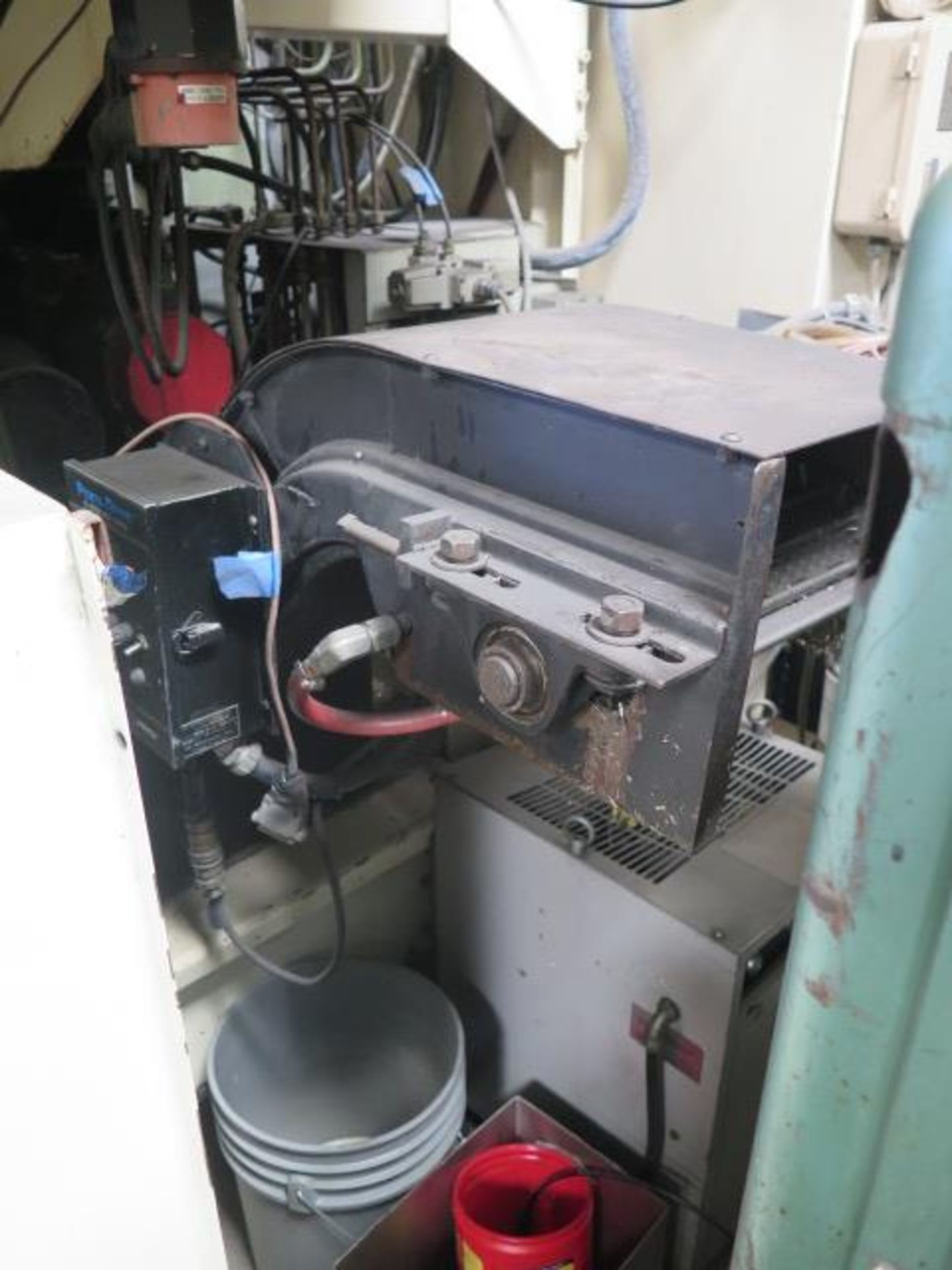 Tsugami MS3.10P Type MA3H 4-Axis 10-Pallet CNC HMC (HAS X-AXIS PROBLEM), SOLD AS IS - Image 16 of 20