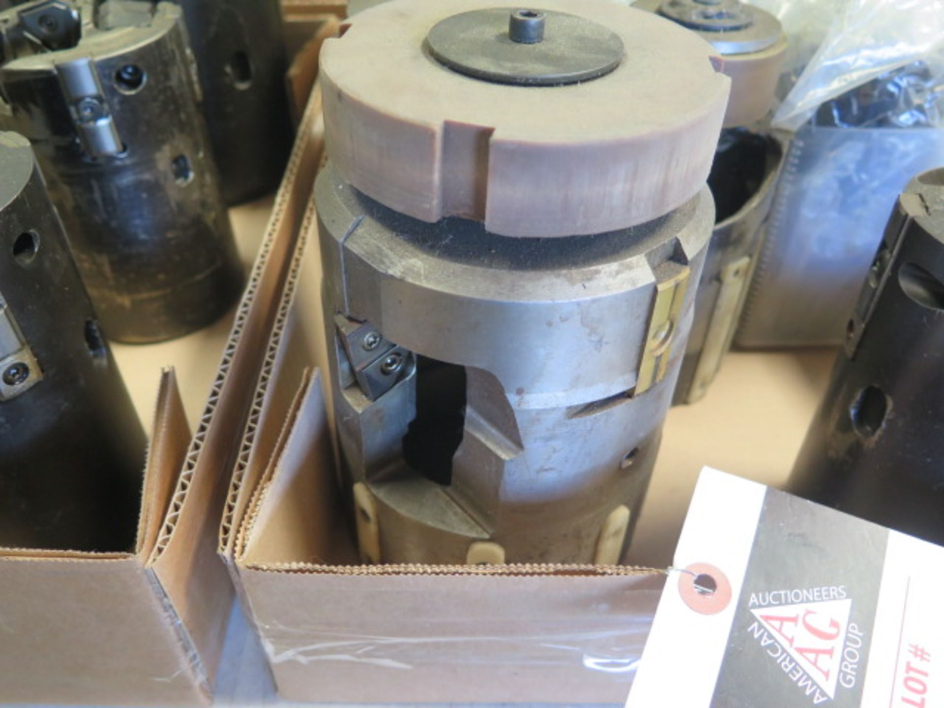 Large Diameter Insert Tube Drills (SOLD AS-IS - NO WARRANTY) - Image 5 of 8