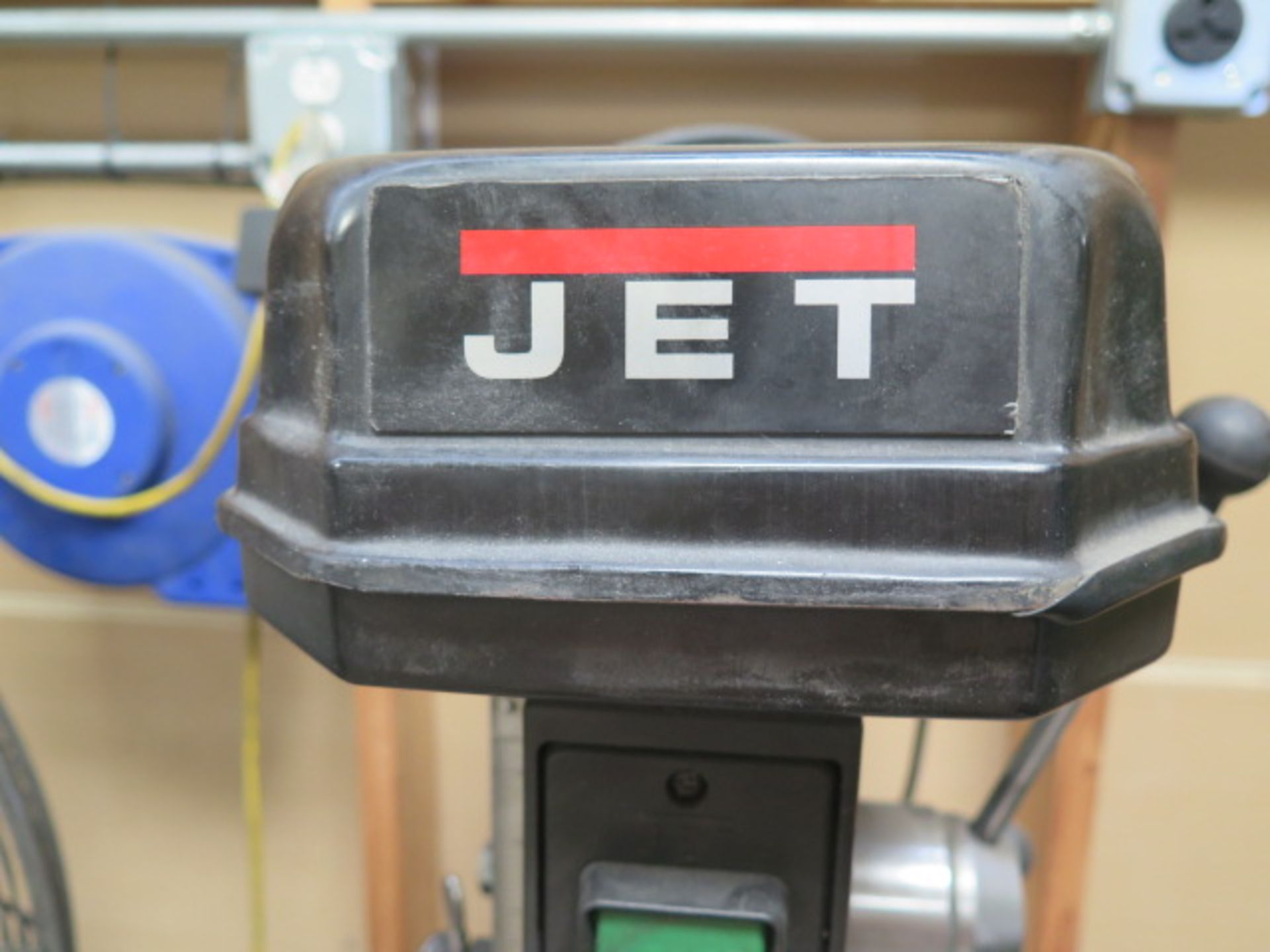 Jet Pedestal Drill Press (SOLD AS-IS - NO WARRANTY) - Image 3 of 7