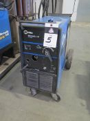 Miller Millermatic 185 CV-DC Arc Welding Power Souirce and Wire Feeder s/n KH428900 (SOLD AS-IS - NO