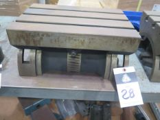 """10"""" x 15"""" Adjustable Angle Plate (SOLD AS-IS - NO WARRANTY)"""