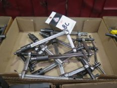Strong Hand Tools Bar Clamps (SOLD AS-IS - NO WARRANTY)