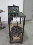 Eagle / Midwest Fasteners Stud Welder s/n EAG-0219-010 w/ Stud Gun and Cart (SOLD AS-IS - NO WARRANT