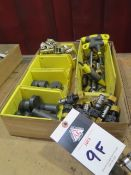 Strong Hand Tools Ball Lock Bolts and Misc Tooling (SOLD AS-IS - NO WARRANTY)