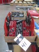 Mill Clamps (SOLD AS-IS - NO WARRANTY)