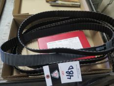 Serpentine Drive Belts and O-Ring Kit (SOLD AS-IS - NO WARRANTY)