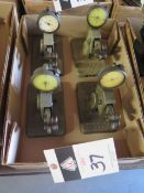 Pratt & Whitney Dial Thread Gages (4) (SOLD AS-IS - NO WARRANTY)