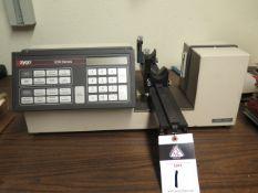 Zygo mdl. 1201B LTS Laser Micrometer s/n 88-46-121799 (SOLD AS-IS - NO WARRANTY)