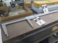 """Kanon 40"""" Vernier Caliper (SOLD AS-IS - NO WARRANTY)"""