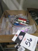 Metric, STI, NPT and Set-Plug Thread Plug Gages (SOLD AS-IS - NO WARRANTY)