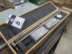 """Import 2""""-6"""" x 20"""" Depth Dfial Bore Gage (SOLD AS-IS - NO WARRANTY)"""