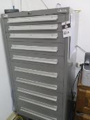 Lyon 10-Drawer Tooling Cabinet (SOLD AS-IS - NO WARRANTY)