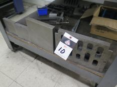 Angle Plates (6) (SOLD AS-IS - NO WARRANTY)