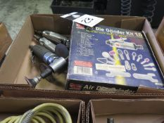 Pneumatic Angle Grinders (3) (SOLD AS-IS - NO WARRANTY)
