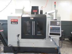 7/2010 Yama Seiki Awea BM-850 CNC VMC s/n 850-9006 w/ Fanuc Series 0i-MC, Box Way Machine,SOLD AS IS