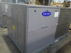 Carrier 48HCDE08A3A6-2A3G0 7.5 Ton Gas Unit s/n 5117P87637 460V-3PH. (SOLD AS-IS - NO WARRANTY)