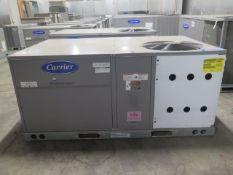 Carrier 48LCL004A2C5A2A0A0 3 Ton Gas Unit s/n 2217C89195 208/230V-3PH. (SOLD AS-IS - NO WARRANTY)