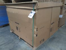 Reznor UDAO-400 400,000 BTU Natural Gas Fired Industrial Heater s/n BOE79Y3N81366X 115V. (SOLD AS-IS