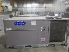 Carrier 50KC-A040A3A0A0A0 3 Ton Cool Only Unit s/n 2916C83057 208/230V-1PH. (SOLD AS-IS - NO
